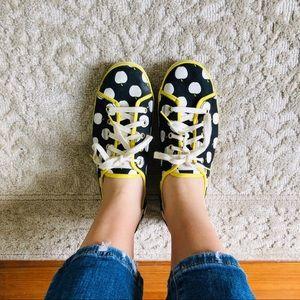 ♠️ Kate Spade x KEDS printed sneakers